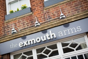 exmouth front signage cropped 2015